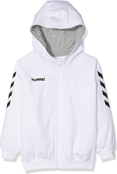 hummel Hmlgo Cotton Zip Hoodie Sweatshirt /à Capuche Homme