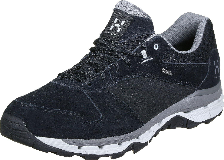 Haglöfs Explore GT Surround, Zapatillas de Senderismo para Hombre, Negro (True Black 2c5), 46 2/3 EU: Amazon.es: Zapatos y complementos