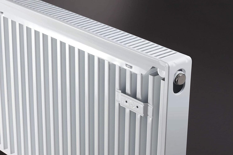K-Rad Kompact Type 11 Single Panel Single Convector Radiator 900mm x 400mm White