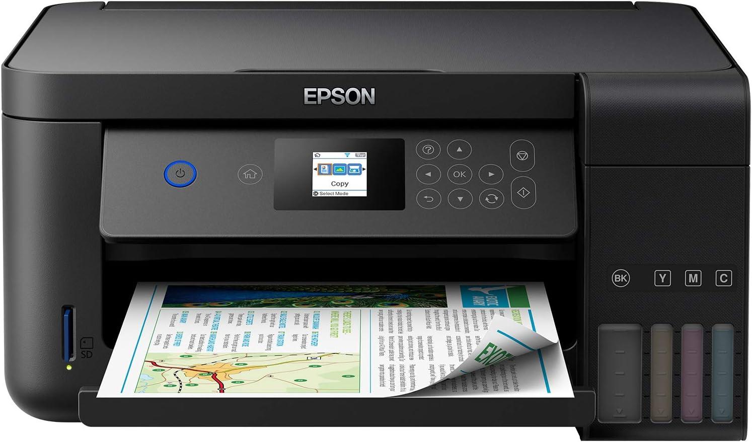 migliore stampante inkjet Epson EcoTank ET-2751