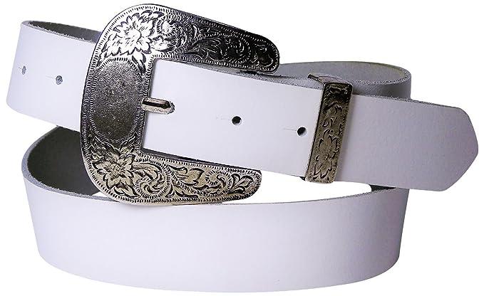 Fronhofer Ceinture western pour femme ceinture country de 3,6 cm de large,  boucle 3965eb0a4dd