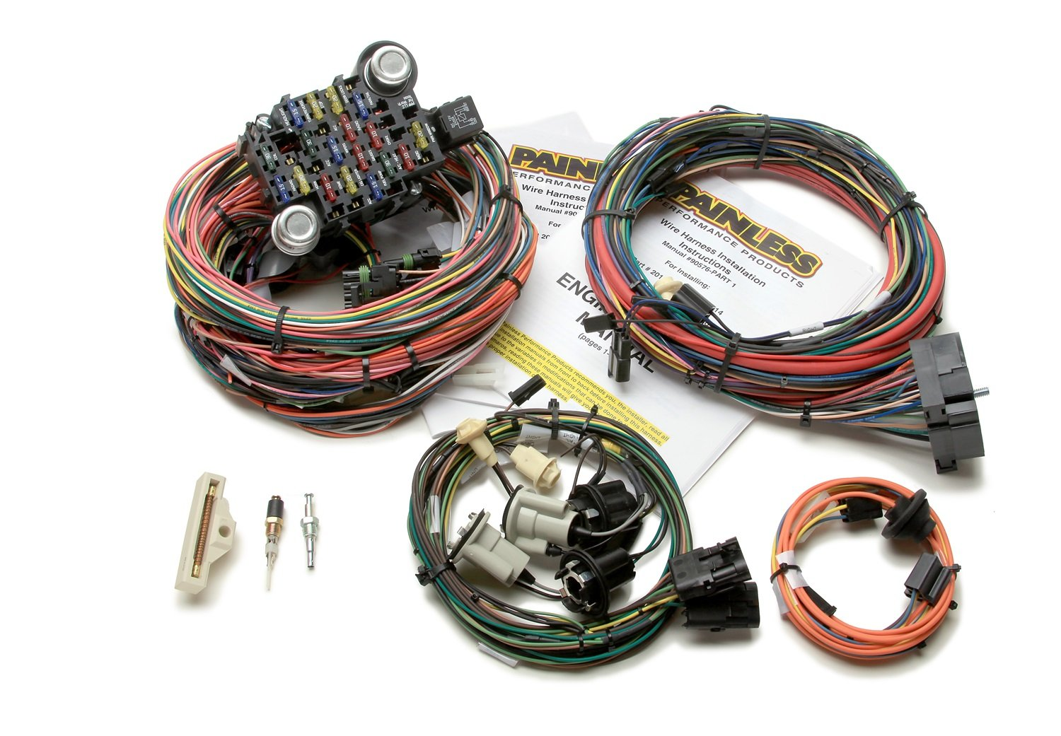 1968 ford mustang ignition switch wiring harness amazon