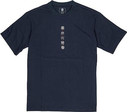 Element Primo Tokyo Yuki - Camiseta de Manga Corta para Hombre S1SSF7ELP0: Amazon.es: Ropa y accesorios