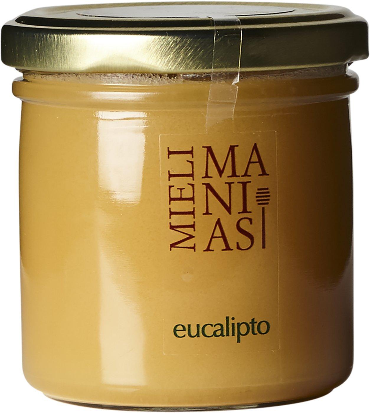 Eucalyptus Honey Luigi Manias - Sardinia, Italy - 7oz