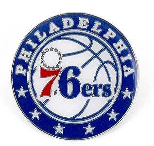aminco NBA Philadelphia 76Ers Team Logo Pin