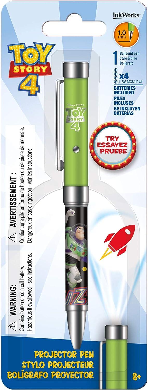 Disney Pixar Toy Story - Bolígrafo de tinta para proyector (4 ...