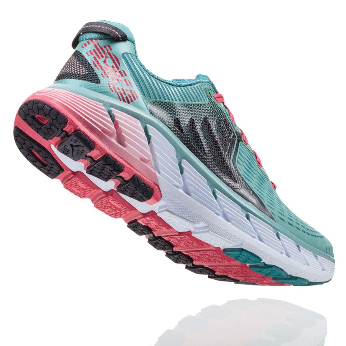 Hoka One One Gaviota Running schuhe damen Laufsport Canton Grün Blau Slate 2018 Laufsport damen Schuhe 7e090c
