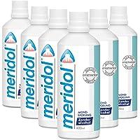 Meridol Tandvlees Mondwater - 6 x 400ml - Voordeelverpakking