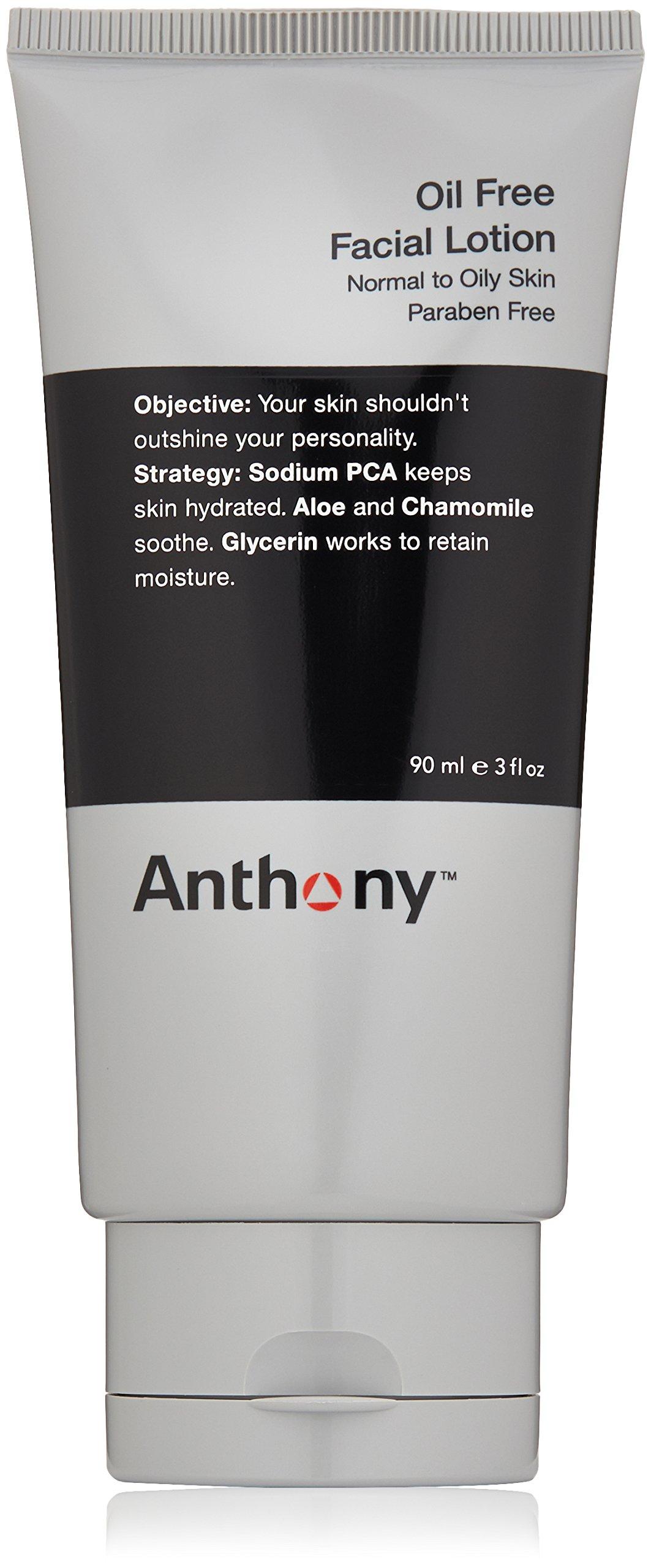 Anthony Oil Free Facial Lotion, 3 fl. oz.