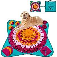 Hond snuiven matten,snuffeltapijt voor honden Interactief spel voor verveling, hond puzzel speelgoed voor stimuleert…