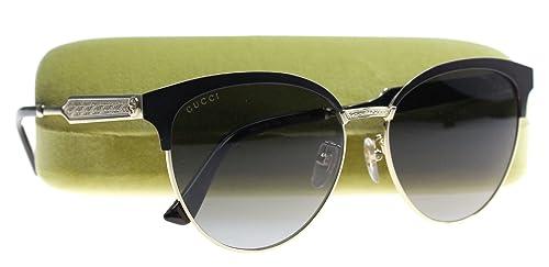 Occhiale da sole Gucci modello GG0074S colore 004