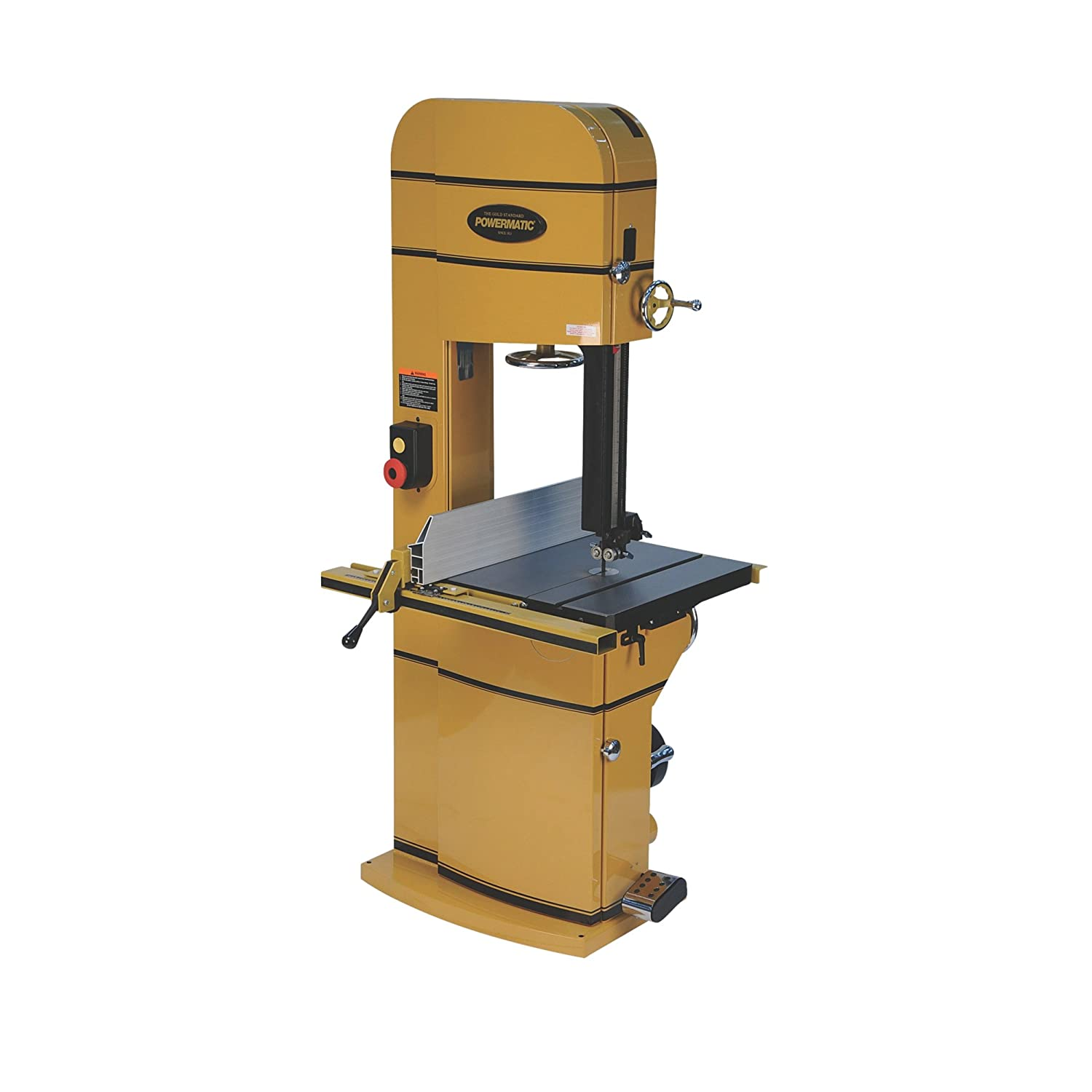 Powermatic pm1800 1791800 18 inch 1 phase 230v 5hp band saw powermatic pm1800 1791800 18 inch 1 phase 230v 5hp band saw power band saws amazon greentooth Gallery