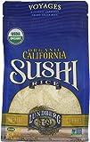 Lundberg Organic White Sushi Rice, 32 Ounce