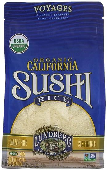 Image result for sushi rice lundberg