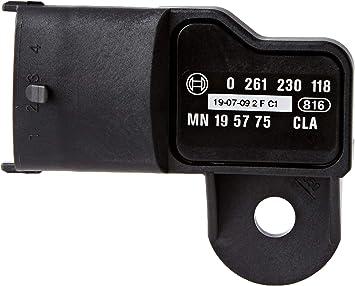 Bosch 0 261 230 118 Sensor Saugrohrdruck Auto