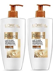 L Oréal Paris Body Expertise Age Perfect - Leche reparadora, tratamiento corporal 250 ml