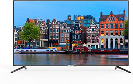 Sceptre 65 Inches 4k 3840 X 2160 Led Tv U658cv Umc Metal Black 2018