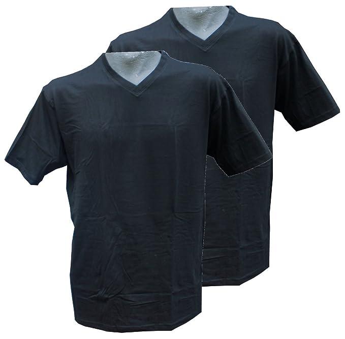 Lot xXL rEDFIELD t-sHIRT à col en v pour homme grand lot de 2  Amazon.fr   Vêtements et accessoires 2e7d86629ae3
