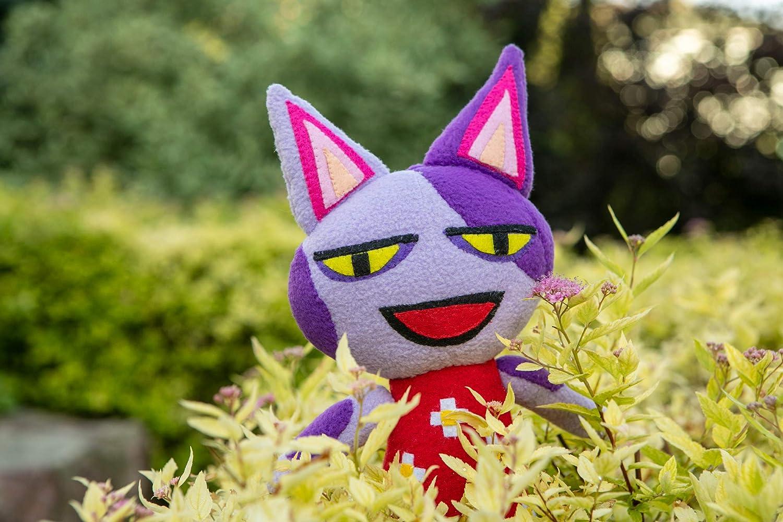 Bob Animal crossing plush Cat animal Crossing toy Animal Crossing plush