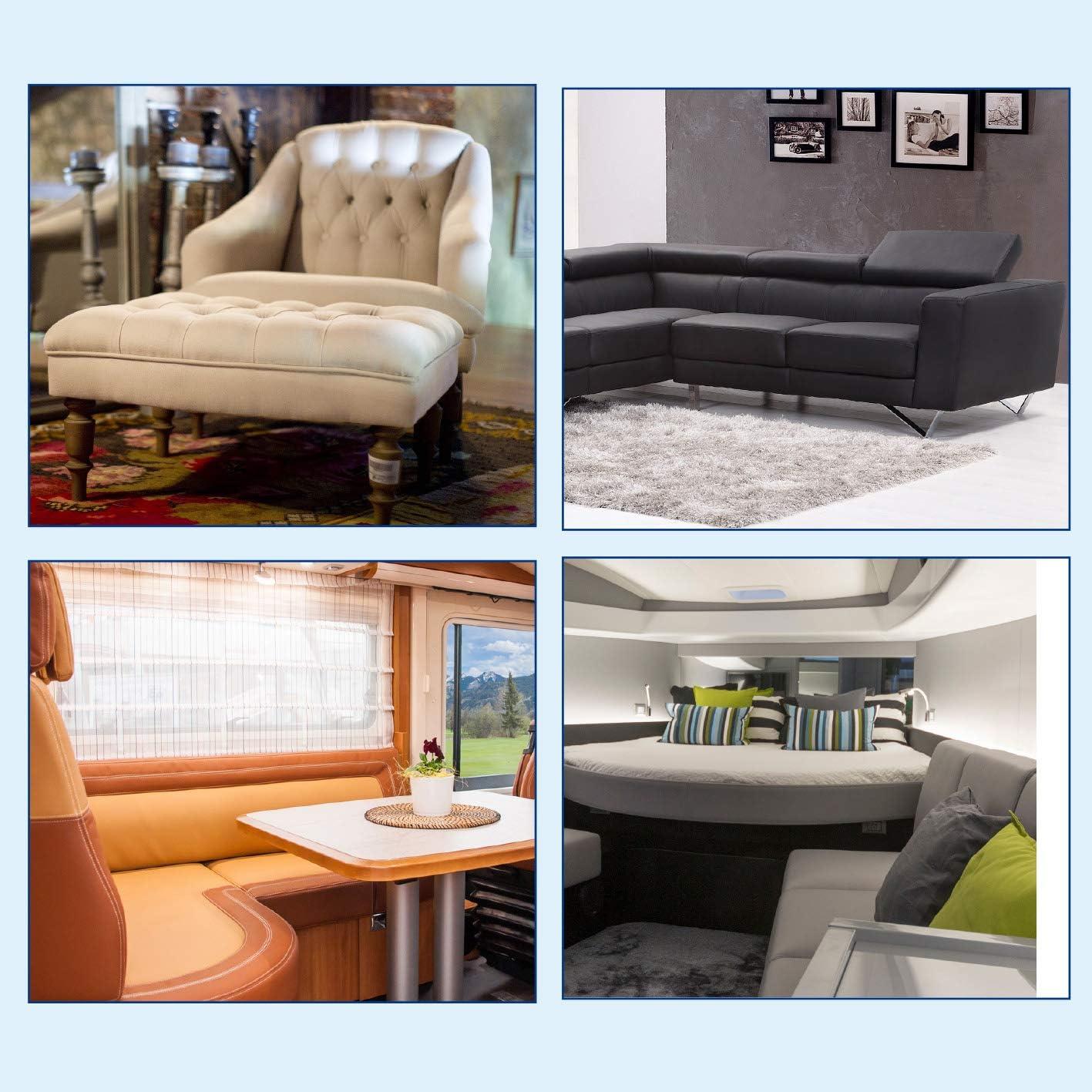 1 2 3 Repair Polster Reparaturset Brandloch Entfernen Couch Reparieren Polstermöbel Retten 13tlg Reparaturset Küche Haushalt