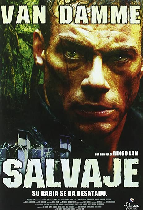 Salvaje Import Dvd 2011 Amazon Co Uk Jean Claude Van Damme Lawrence Taylor Lloyd Battista Carlos Gómez Manol Manolov Chris Moir Billy Rieck Kaloian Vodenicharov Ringo Lam Dvd Blu Ray