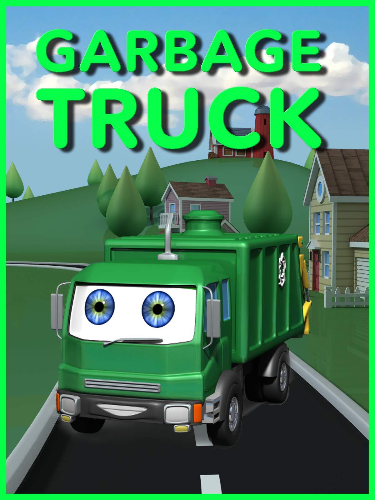 Garbage Truck: Kidspace Studios on Amazon Prime Video UK