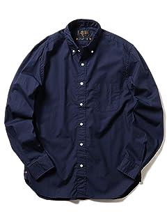 Broadcloth Buttondown Shirt 11-11-5201-139: Navy