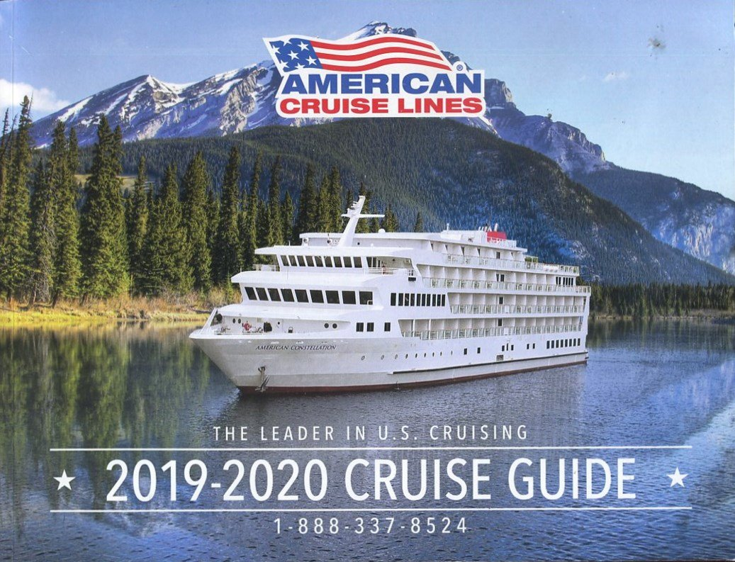 Singles Cruise 2020.American Cruise Lines 2019 2020 Cruise Guide Illustrated