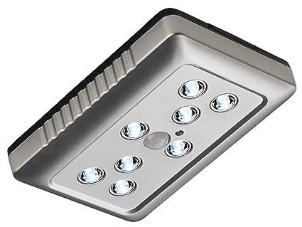Livarno Lux® Lámpara LED de Sensor, incluye pilas: Amazon.es: Iluminación