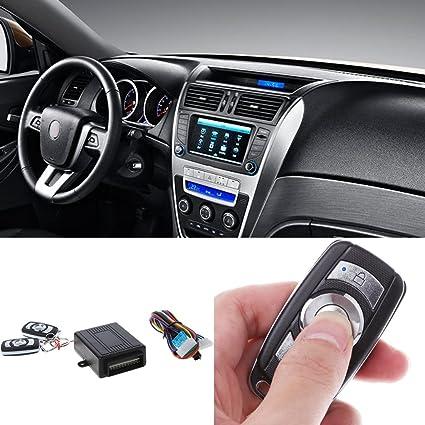 Amazon Com Ydzn Universal Auto Car Remote Control Central Door Lock