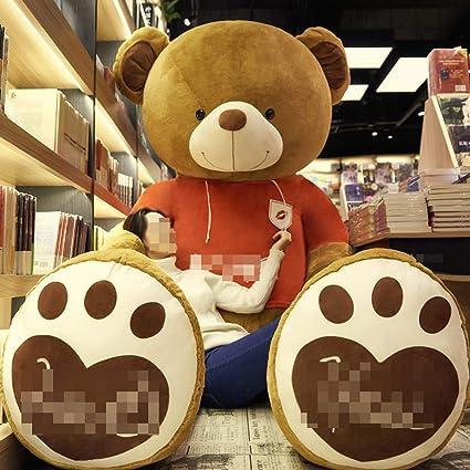 POIUYT Peluche Teddy Bear Kids Suave Felpa Peluches Regalo ...