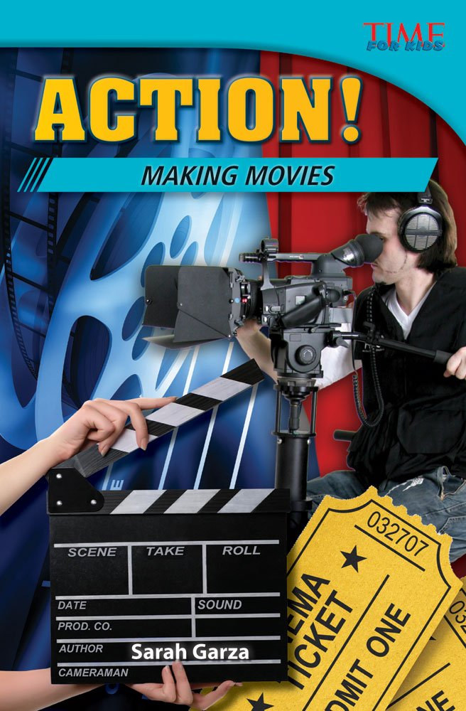 Download Action! Making Movies (TIME FOR KIDS® Nonfiction Readers) ebook