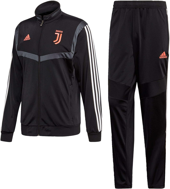 adidas 19/20 Juventus Polyester Suit Suits, Hombre: Amazon.es ...