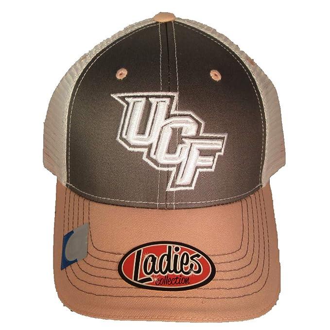 fd7603d36ab56 Collegiate Headwear UCF Knights with Mesh Back Ladies Baseball Cap ...