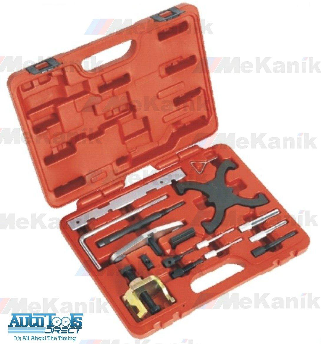 Mekanik Engine Timing Tool Set Ford and Mazda Camshaft Flywheel Locking Tool