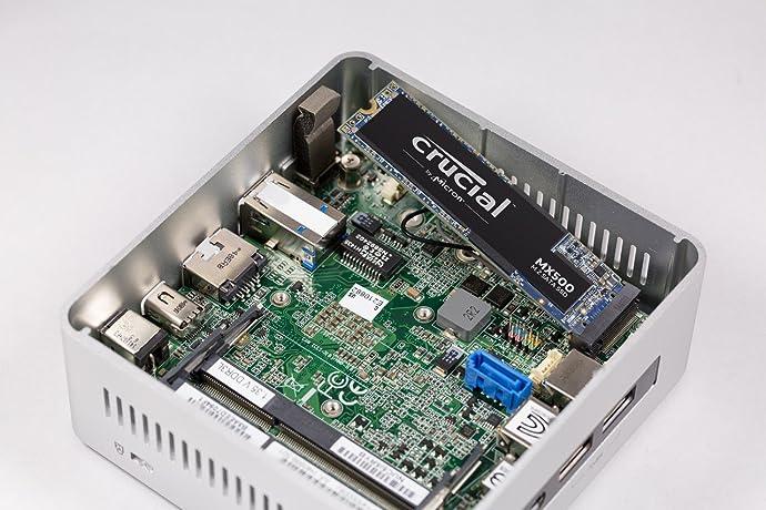 Crucial 英睿达 MX500 500GB M.2 SATA 3D NAND 固态硬盘 4.6折$56.99 海淘转运到手约¥404