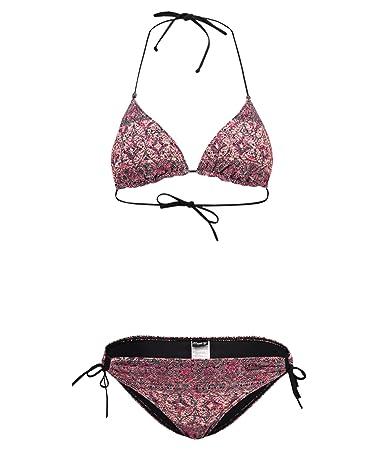 Rock It Triangel Bikini AZTEC Damen Push up Zweiteiler