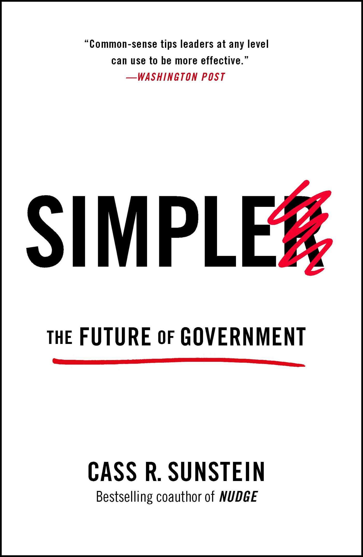 Simpler: The Future of Government pdf