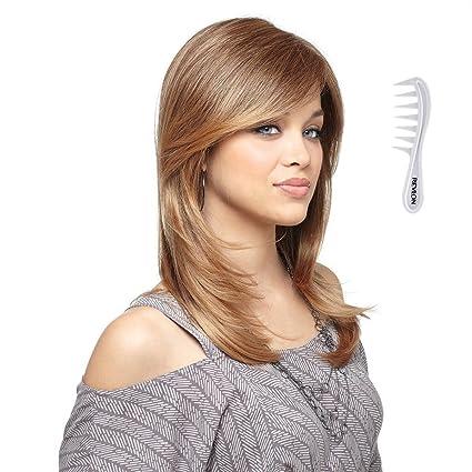 Amore Brandi monofilamento, peluca # 2503 colección por René de París Plus Revlon peluca elevación