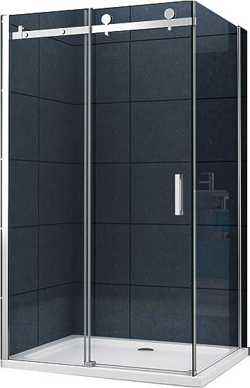 Esquina. cabinas de ducha Ducha Stella 120 x 90 x 200 cm con ducha Taza/ Mampara de ducha pared: Amazon.es: Bricolaje y herramientas