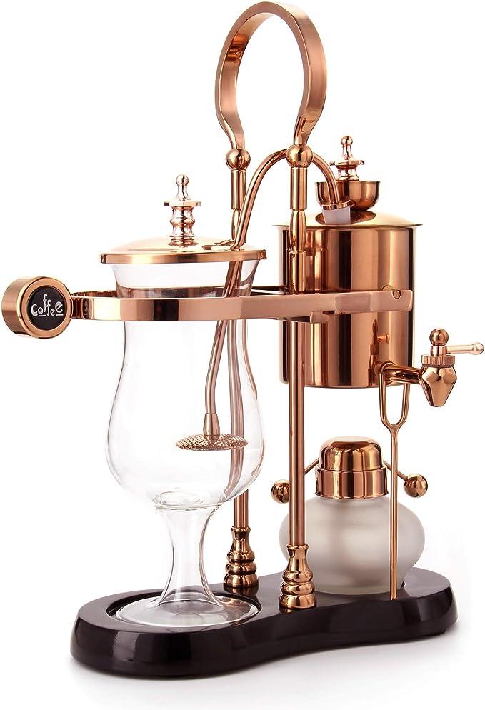 Zuhe Diguo Belga/Bélgica Luxury Royal Family Balance Syphon ...