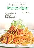 Petit livre de - Recettes d'Italie