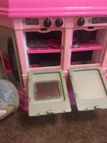 Amazon Com American Plastic Toy Deluxe Custom Kitchen