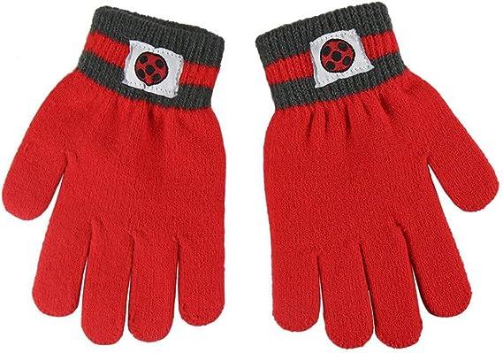 Set sciarpa Rojo 001 guanti e cappello Bambino Taglia unica Rosso Taglia Produttore: /Única Cerd/á 2200002557
