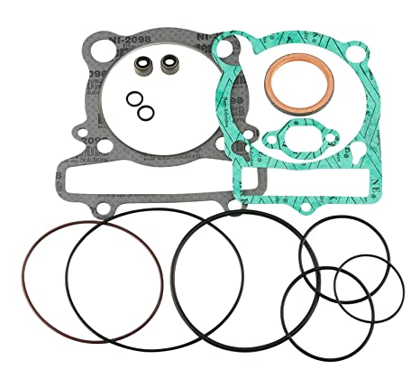 amazon com: premium top end gasket kit 1997-2013 yamaha 350 big bear bruin  raptor wolverine warrior with valve seals - see chart for exact models &  years: