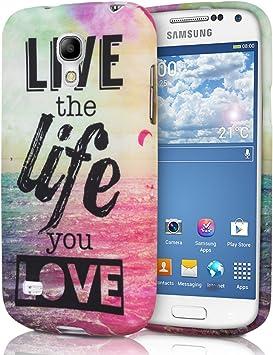 kwmobile Funda para Samsung Galaxy S4 Mini: Amazon.es: Electrónica