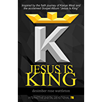 Jesus Is King: Interactive Digital Devotional and Study Guide (English Edition)