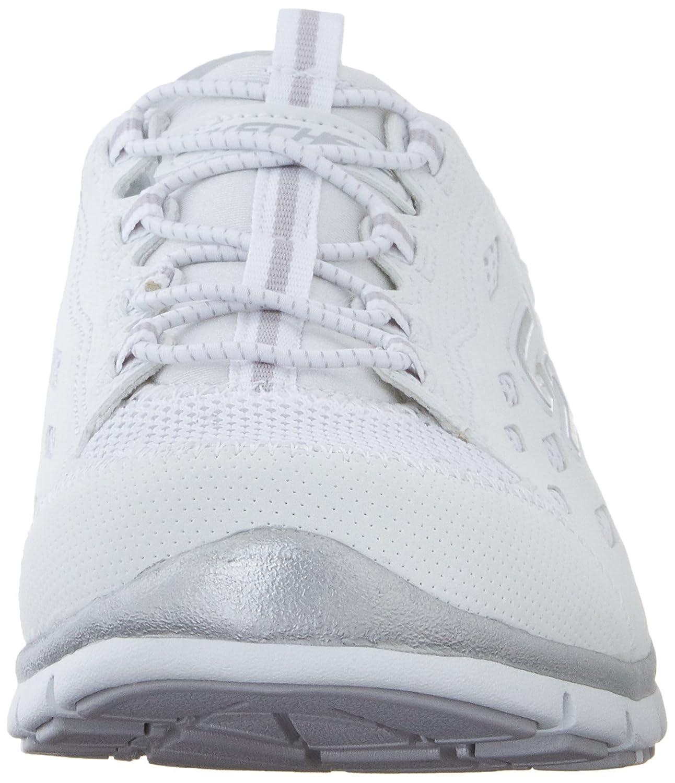 Skechers Women's Gratis Going Places Wide Fashion Sneaker B015215C2C 8.5 W US|White