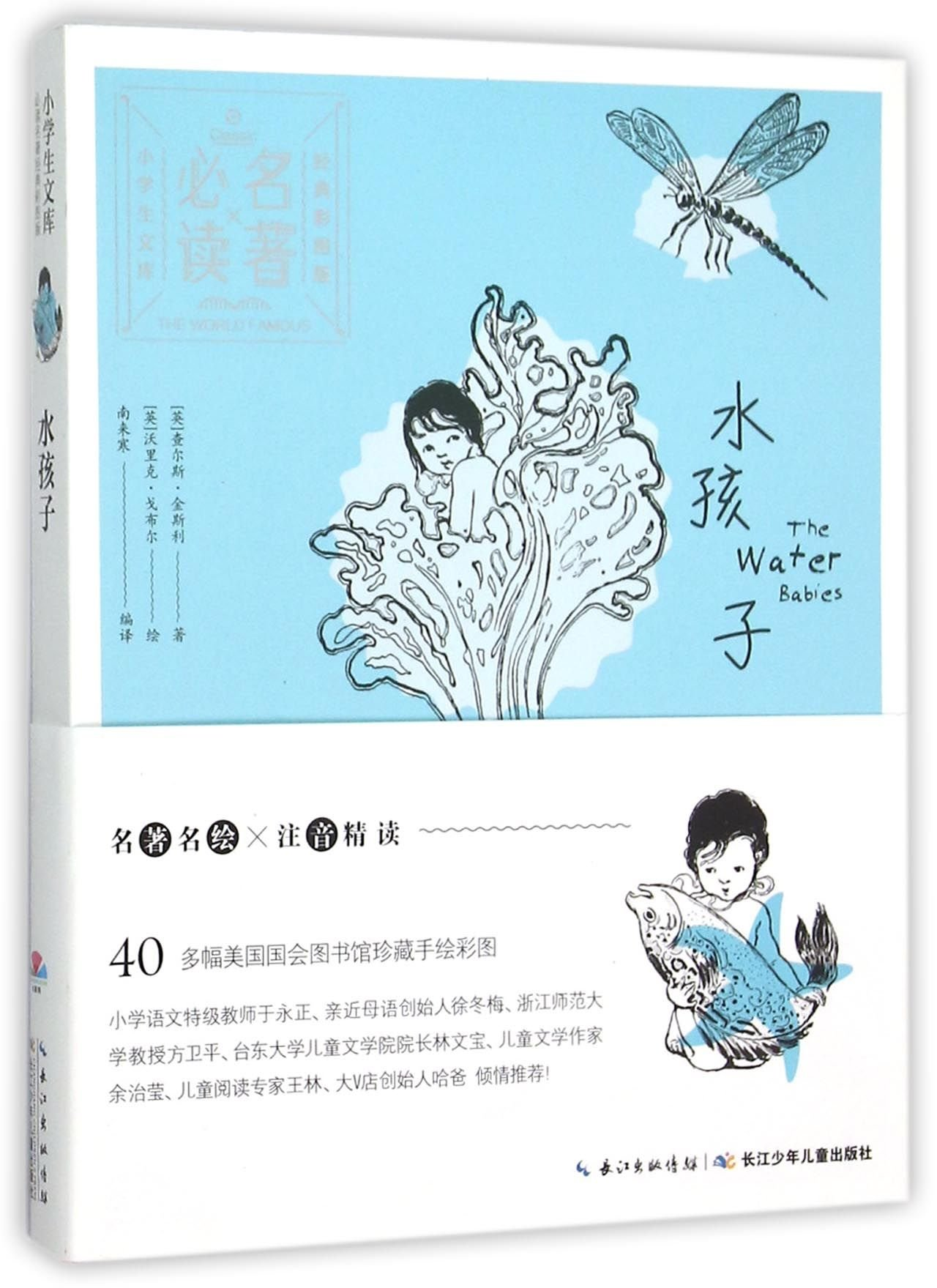 The Water Babies (Chinese Edition) PDF