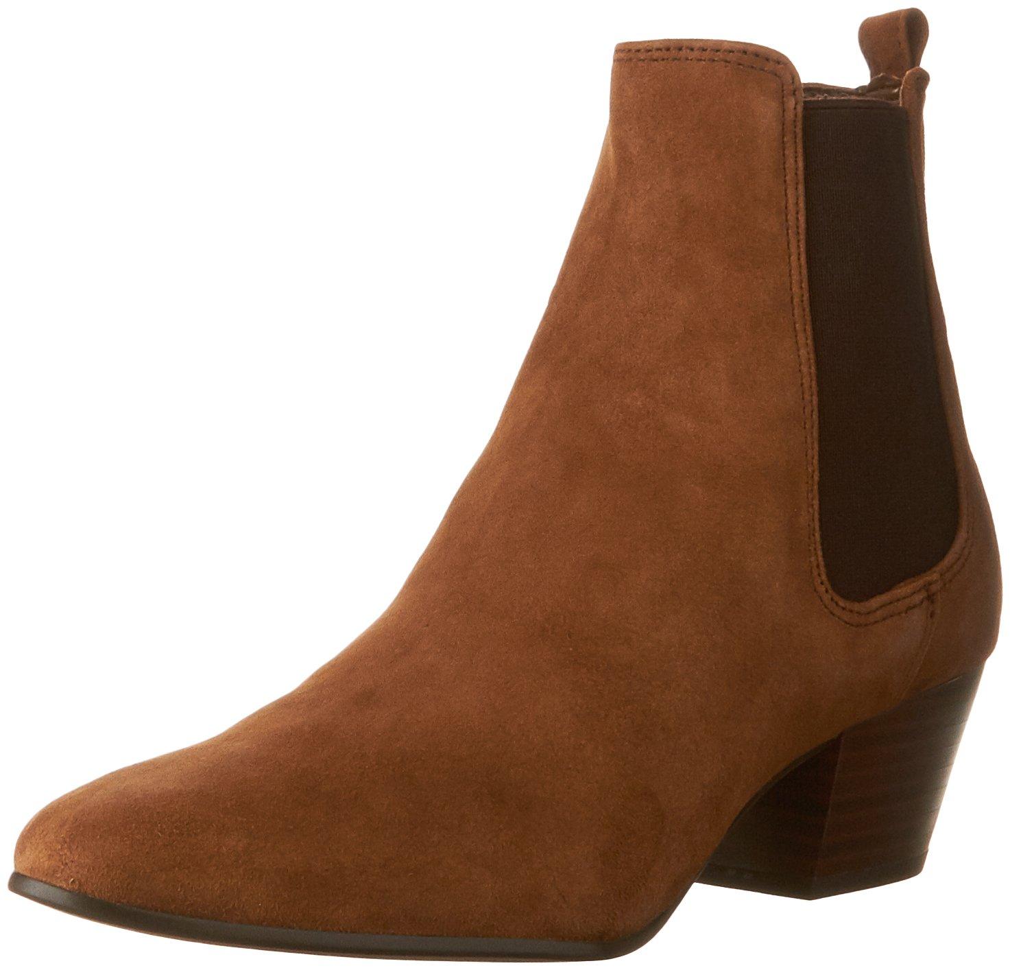 Sam Edelman Women's Reesa Ankle Bootie B01EWMCOWI 10 B(M) US|Woodland Brown